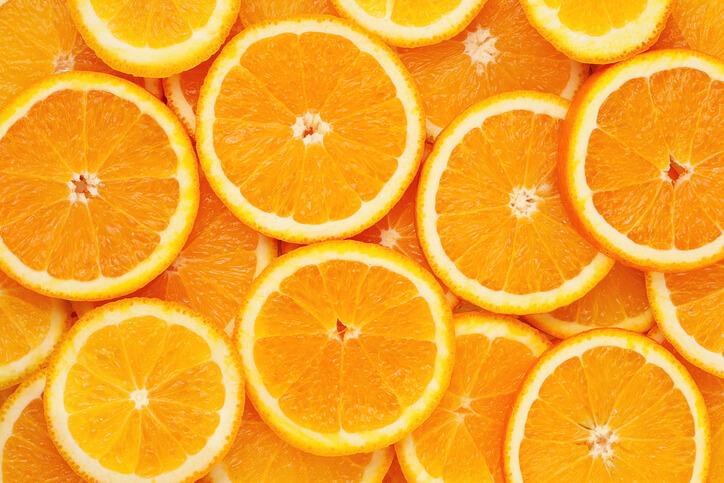 オーラ 橙色