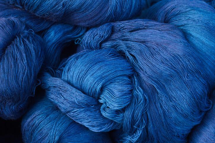 オーラ 藍色
