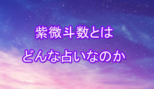 紫微斗数について~当たる占い師も紹介~